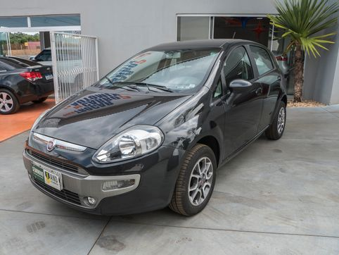 Foto do veiculo Fiat Punto ESSENCE SP 1.6 Flex 16V 5p