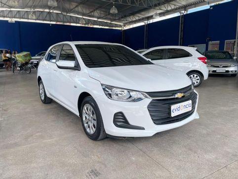 Foto do veiculo Chevrolet ONIX HATCH LT 1.0 12V Flex 5p Mec.