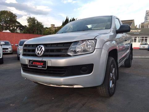 Foto do veiculo VolksWagen AMAROK CS2.0 16V/S2.0 16V TDI 4x4 Diesel