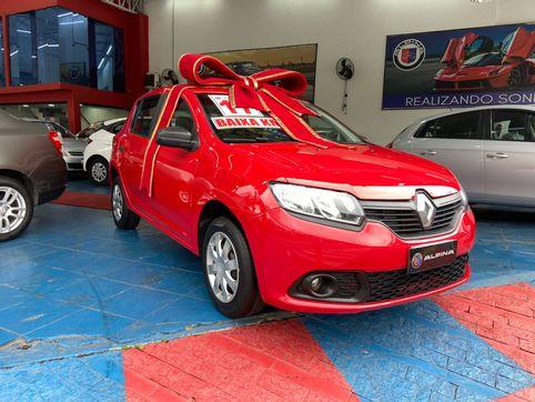 Foto do veiculo Renault SANDERO Authentique Hi-Power 1.0 16V 5p