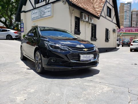 Foto do veiculo Chevrolet CRUZE LTZ 1.4 16V Turbo Flex 4p Aut.