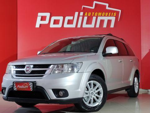 Foto do veiculo Fiat FREEMONT 2.4 16V 5p Aut.