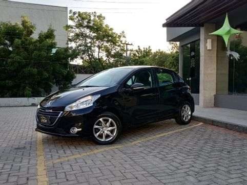 Foto do veiculo Peugeot 208 Allure 1.5 Flex 8V 5p