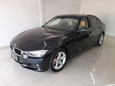 Foto do veiculo BMW 320iA 2.0 Turbo/ActiveFlex 16V 184cv  4p