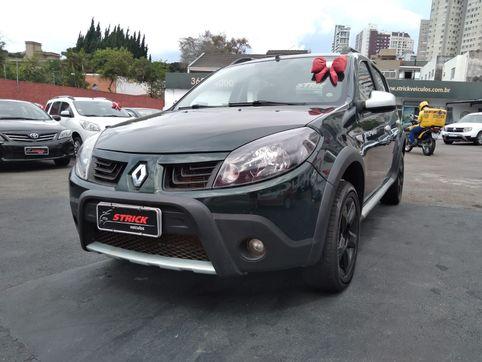Foto do veiculo Renault SANDERO STEPWAY Hi-Flex 1.6 16V 5p
