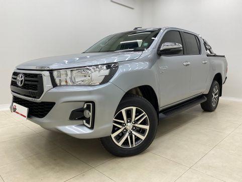 Foto do veiculo Toyota Hilux CD SRV 4x2 2.7 Flex 16V Aut.