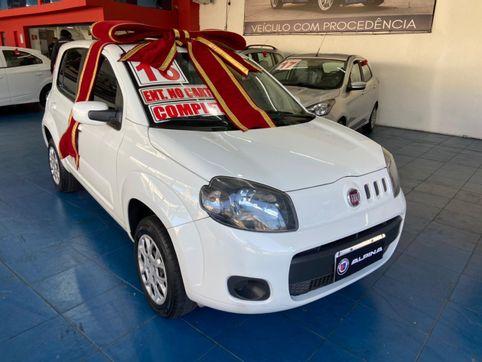 Foto do veiculo Fiat UNO VIVACE/RUA 1.0 EVO Fire Flex 8V 5p