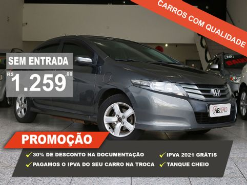 Foto do veiculo Honda CITY Sedan DX 1.5 Flex 16V Aut.