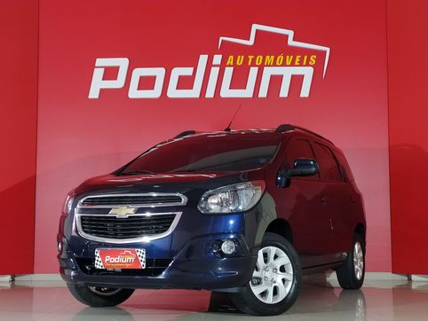 Foto do veiculo Chevrolet SPIN LTZ 1.8 8V Econo.Flex 5p Mec.
