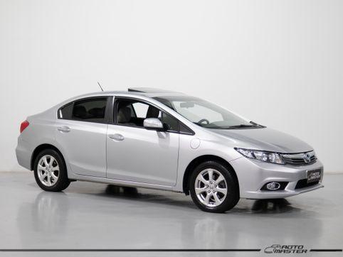 Foto do veiculo Honda Civic Sedan EXS 1.8/1.8 Flex 16V Aut. 4p