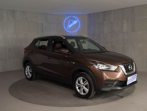 Foto do veiculo Nissan KICKS S 1.6 16V Flex 5p Aut.