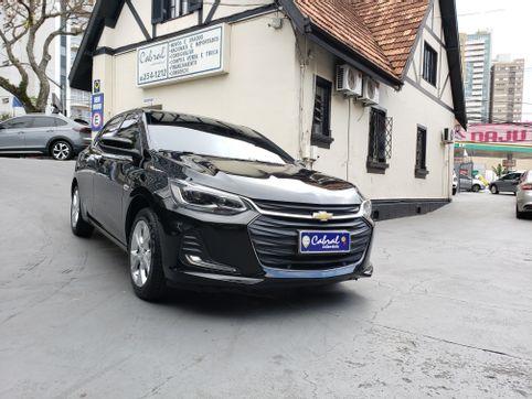 Foto do veiculo Chevrolet ONIX HATCH PREM. 1.0 12V TB Flex 5p Aut.