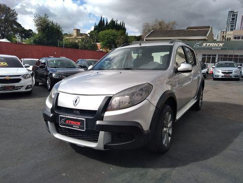 Foto do veiculo Renault SANDERO STEPWAY Hi-Flex 1.6 16V 5p Aut.