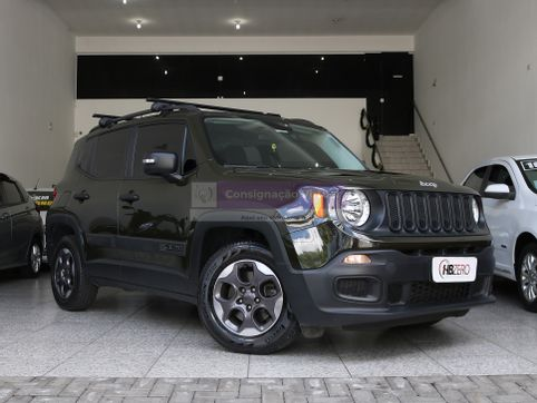 Foto do veiculo Jeep Renegade Limited 1.8 4X2 Flex 16V Aut.