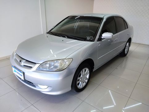 Foto do veiculo Honda Civic Sedan LX/LXL 1.7 16V 115cv Aut. 4p