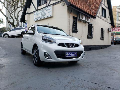 Foto do veiculo Nissan MARCH SL 1.6 16V Flex Fuel 5p