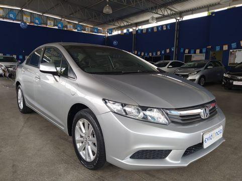 Foto do veiculo Honda Civic Sedan LXS 1.8/1.8 Flex 16V Mec. 4p