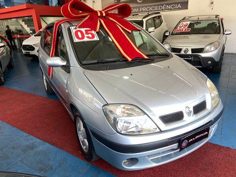 Foto do veiculo Renault Scénic Hi-Flex/Express. Hi-Flex 1.6 16V