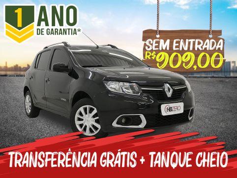 Foto do veiculo Renault SANDERO Expression Hi-Power 1.0 16V 5p