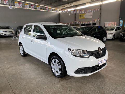 Foto do veiculo Renault SANDERO Authentique Flex 1.0 12V 5p