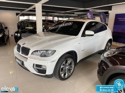 Foto do veiculo BMW X6 XDRIVE 35i 3.0 306cv Bi-Turbo