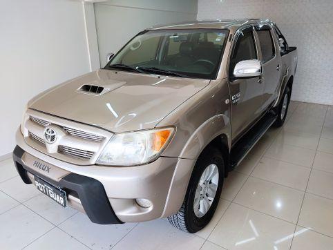 Foto do veiculo Toyota Hilux CD SRV D4-D 4x4 3.0  TDI Dies