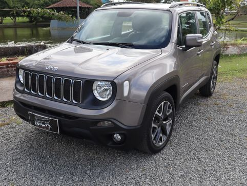 Foto do veiculo Jeep Renegade Longitude 1.8 4x2 Flex 16V Aut.