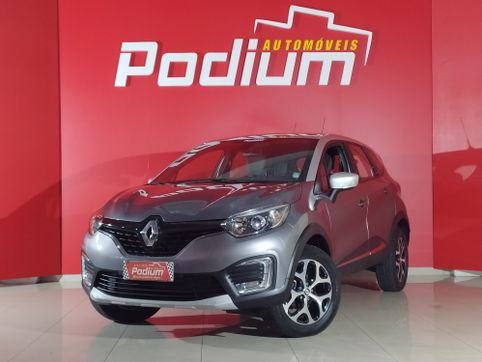 Foto do veiculo Renault CAPTUR Intense Bose 1.6 16V Flex 5p Aut.