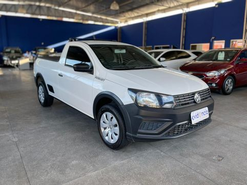Foto do veiculo VolksWagen Saveiro Robust 1.6 Total Flex 8V