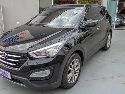 Foto do veiculo Hyundai Santa Fe/GLS 3.3 V6 4X4 Tiptronic