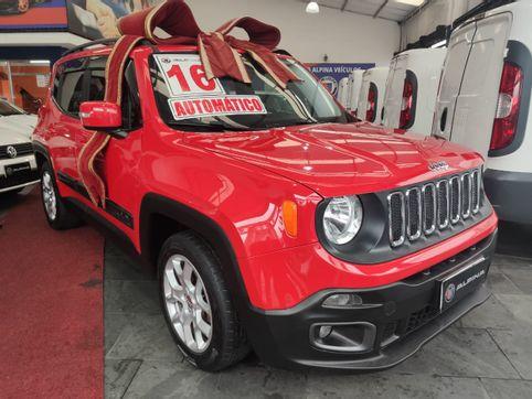 Foto do veiculo Jeep Renegade Longitude 1.8 4x2 Flex 16V Aut.