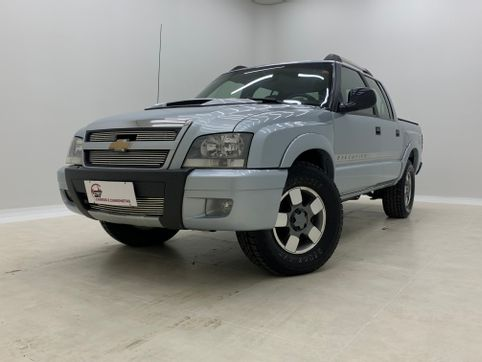 Foto do veiculo Chevrolet S10 Pick-Up Exec. 2.8 4x4 CD TB Int.Dies