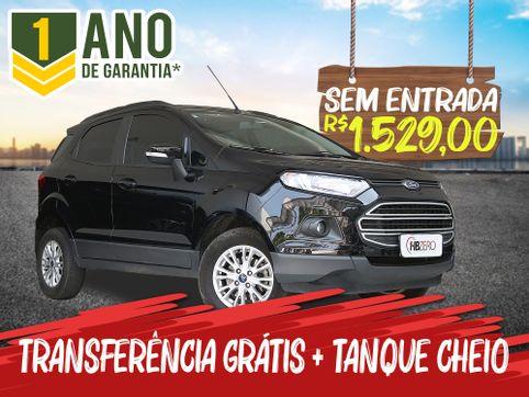 Foto do veiculo Ford EcoSport SE 1.6 16V Flex 5p Aut.