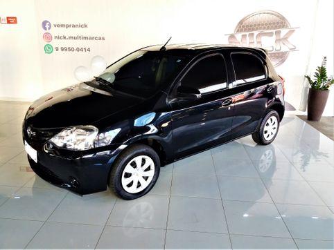 Foto do veiculo Toyota ETIOS X 1.3 Flex 16V 5p Mec.