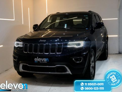 Foto do veiculo Jeep Grand Cherokee Limited 3.0 TB Dies. Aut