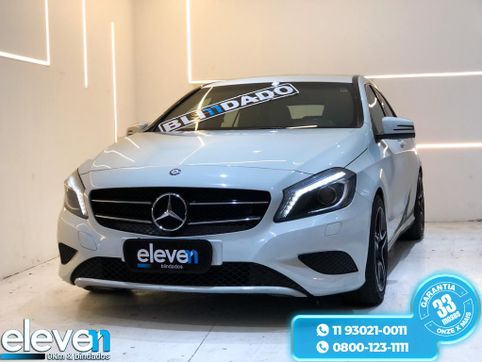 Foto do veiculo Mercedes Classe A 200 1.6 TB 16V Style 156cv Aut.