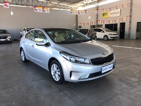Foto do veiculo Kia Motors Cerato 1.6 16V  Flex  Aut.