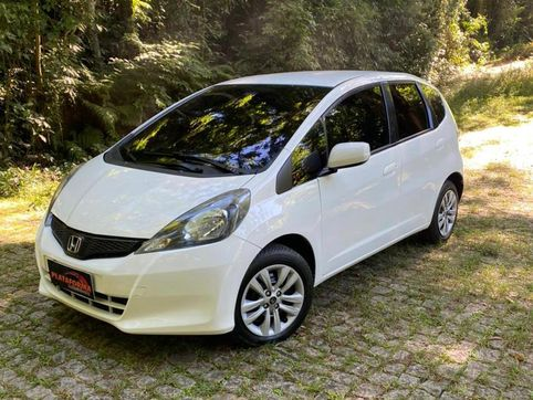 Foto do veiculo Honda Fit CX 1.4 Flex 16V 5p Aut.