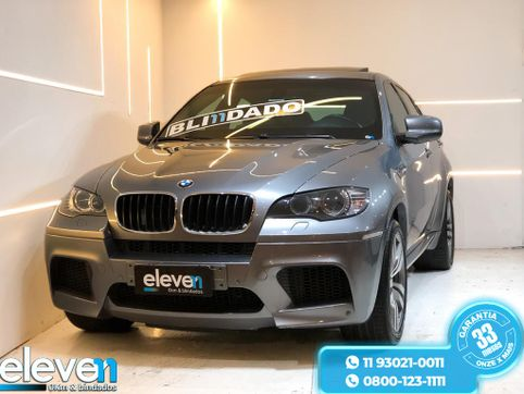 Foto do veiculo BMW X6 M 4.4 4x4 V8 32V Bi-Turbo Aut.