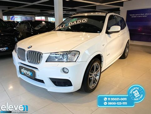 Foto do veiculo BMW X3 XDRIVE 35i/M-Sport 3.0 306cv Bi-Turbo