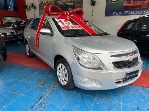Foto do veiculo Chevrolet COBALT LT 1.8 8V Econo.Flex 4p Mec.
