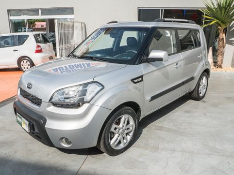 Foto do veiculo Kia Motors SOUL 1.6/ 1.6 16V FLEX Mec.