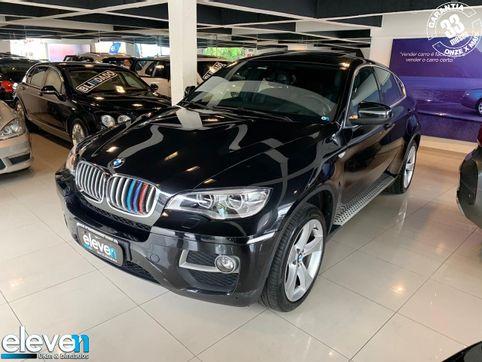Foto do veiculo BMW X6 XDRIVE 50i 4.4 407cv Bi-Turbo