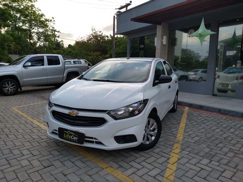 Foto do veiculo Chevrolet ONIX HATCH 1.0 12V Flex 5p Mec.