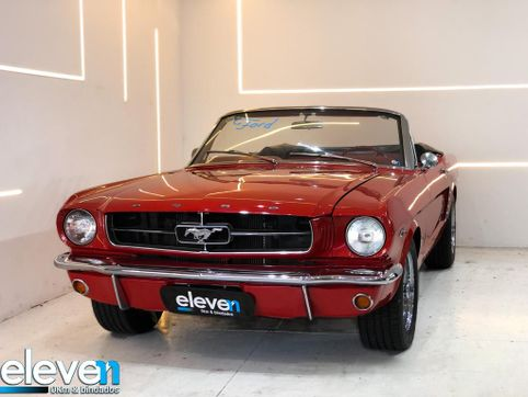 Foto do veiculo Ford Ford Mustang Conversivel 5.7 V8 2P Manual