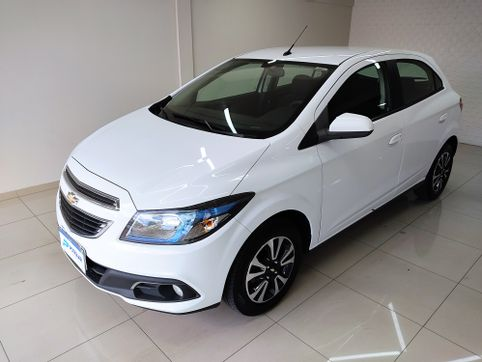 Foto do veiculo Chevrolet ONIX HATCH LTZ 1.4 8V FlexPower 5p Mec.