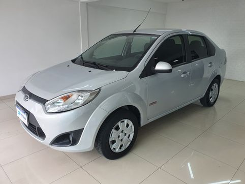 Foto do veiculo Ford Fiesta 1.6 8V Flex/Class 1.6 8V Flex 5p