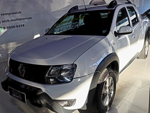 Foto do veiculo Renault DUSTER OROCH Dyna. 2.0 Hi-Flex 16V Aut.