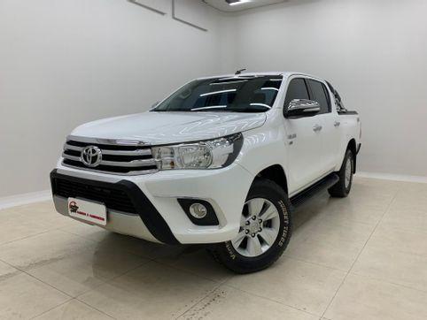 Foto do veiculo Toyota Hilux CD SRV 4x4 2.7 Flex 16V Aut.
