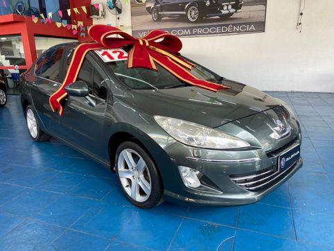 Foto do veiculo Peugeot 408 Sedan Griffe 2.0 Flex 16V 4p Aut.